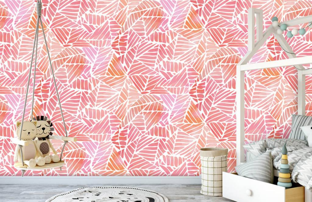Other - Watercolor pattern - Children's room 3