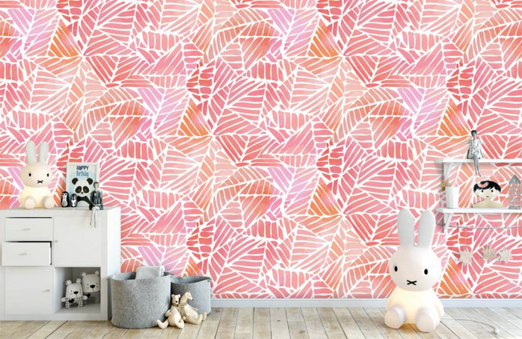 Other - Watercolor pattern - Children's room 4