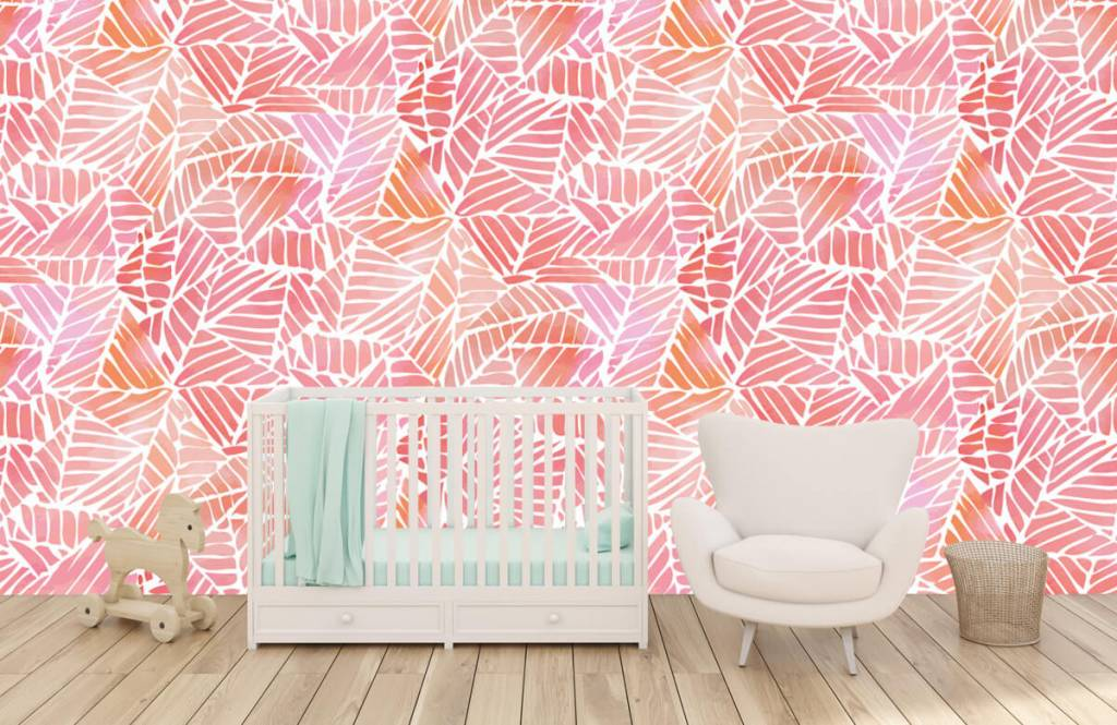 Other - Watercolor pattern - Children's room 5