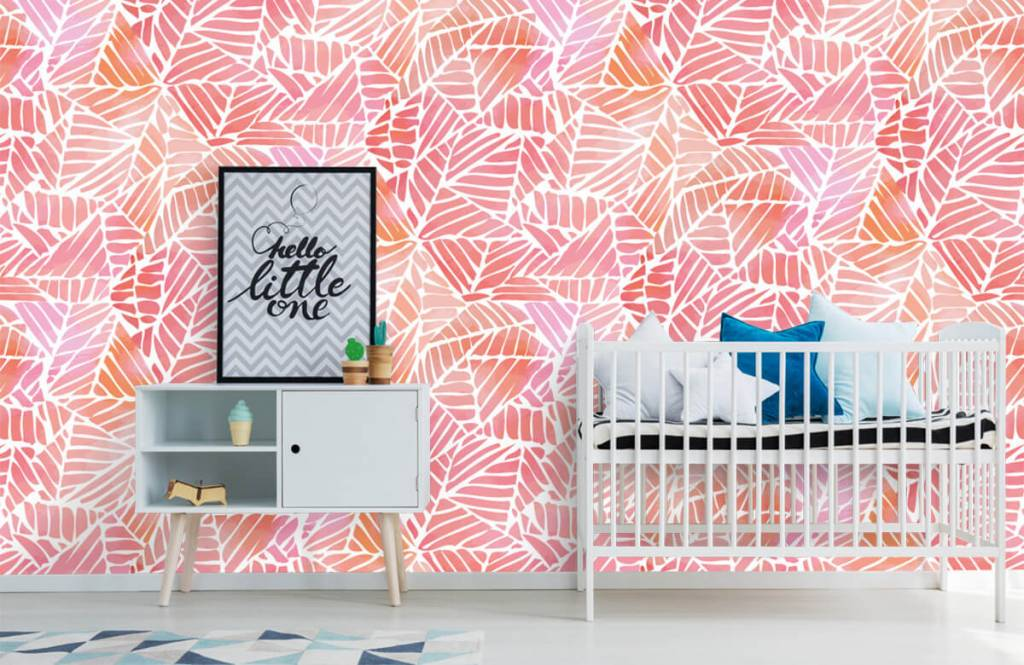 Other - Watercolor pattern - Children's room 6