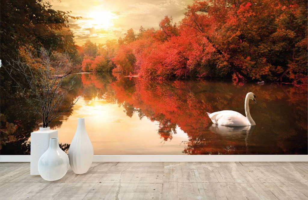 Lakes and Waters - Swan - Hallway 1
