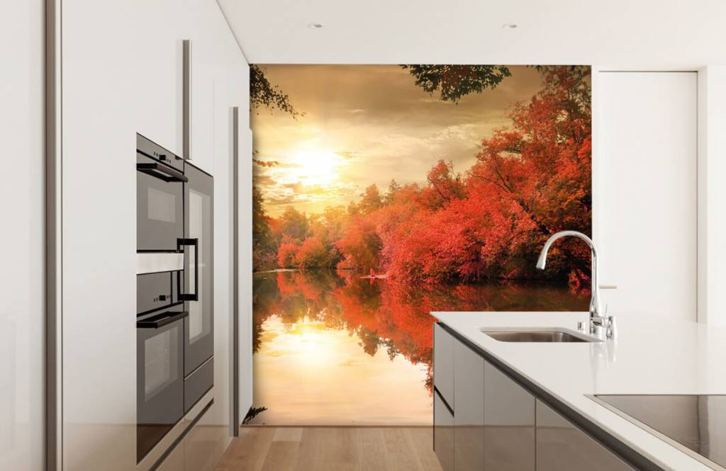 Lakes and Waters - Swan - Hallway 3