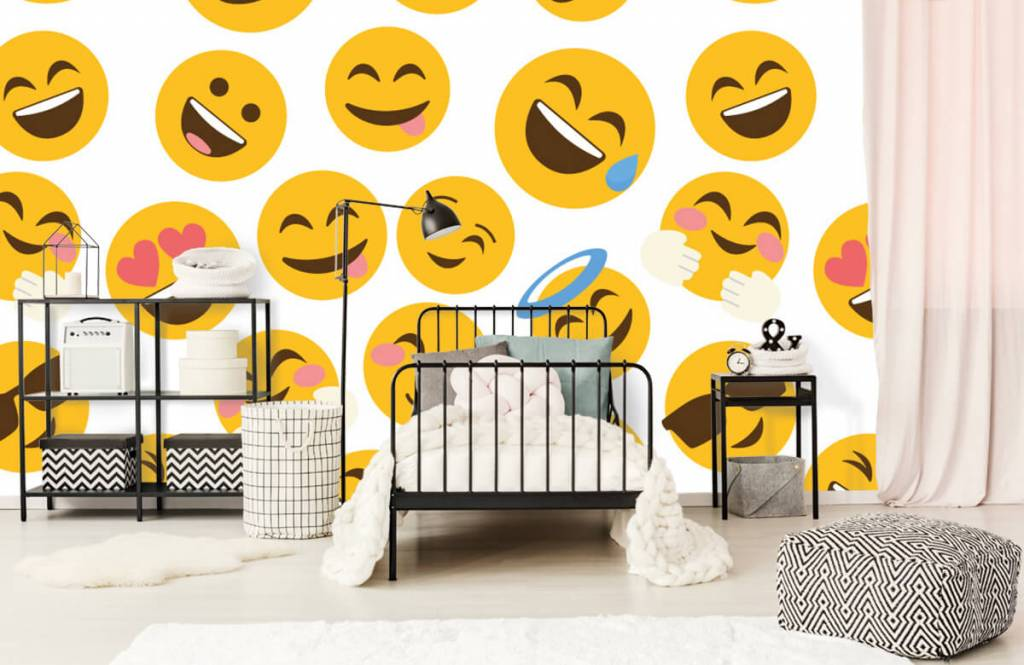 Other - Emojis - Children's room 2