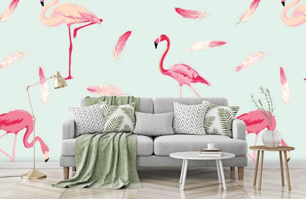 Other - Flamingos - Children's room 1