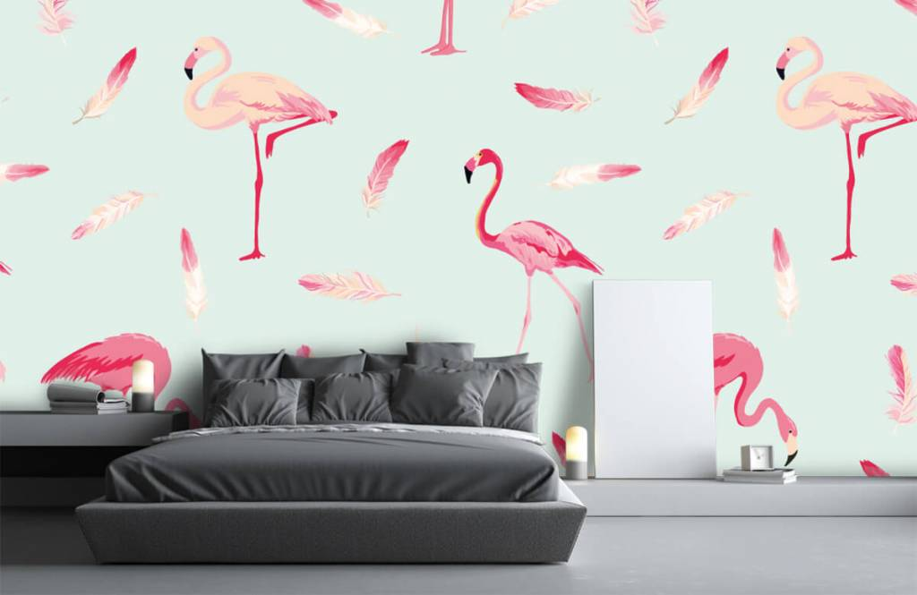 Other - Flamingos - Children's room 3