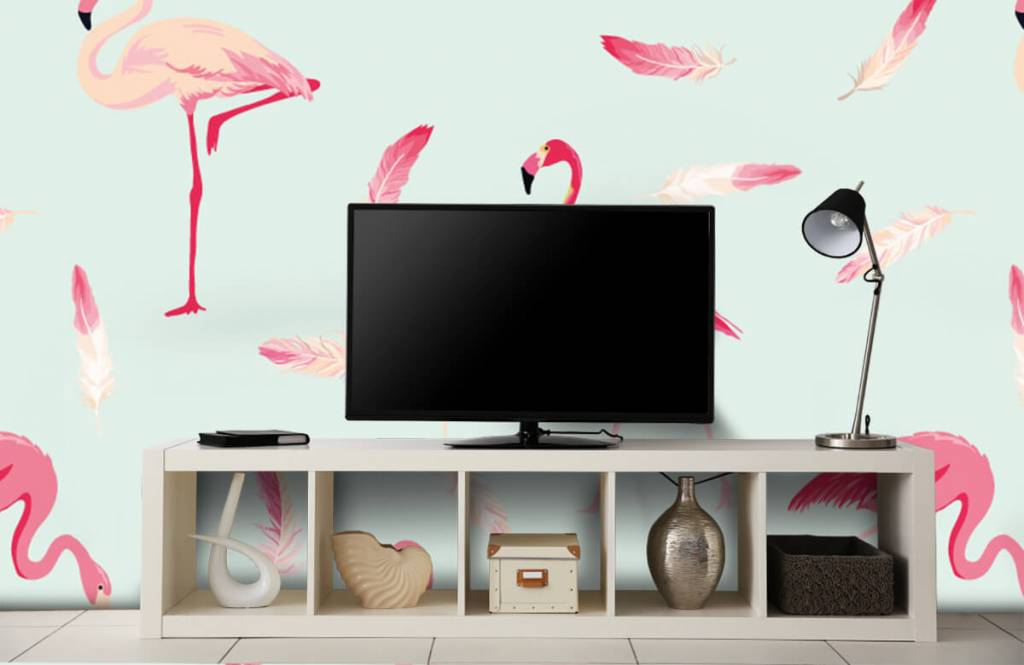 Other - Flamingos - Children's room 5