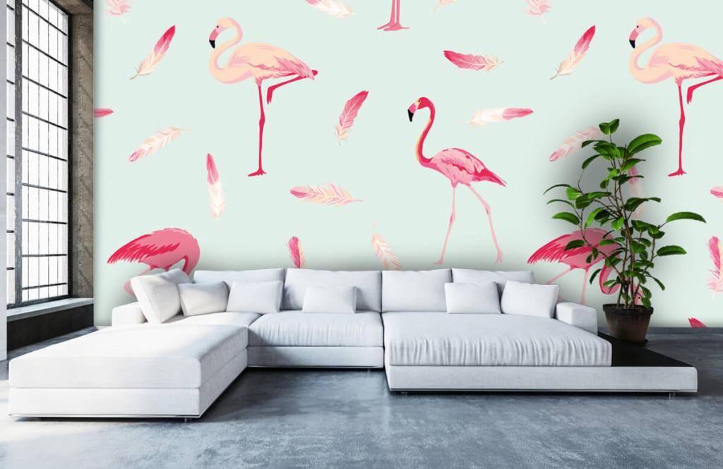 Other - Flamingos - Children's room 6