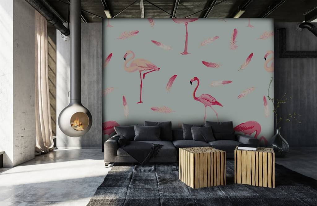 Other - Flamingos - Children's room 7