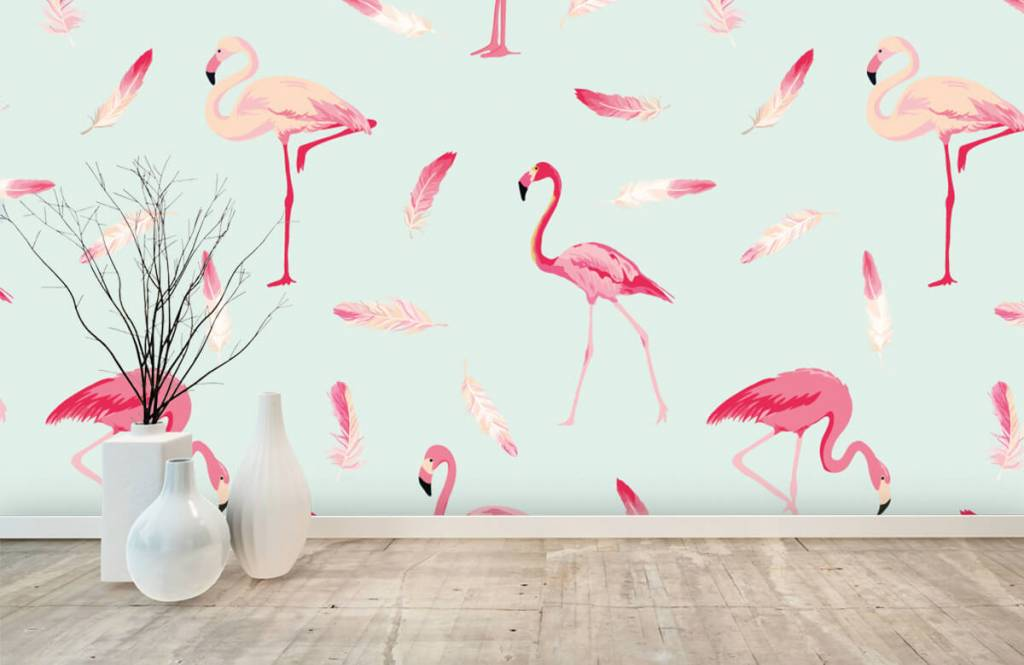 Other - Flamingos - Children's room 8