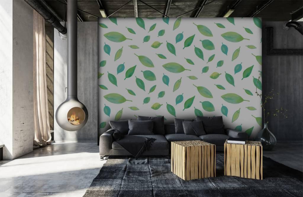 Leaves - Drawn leaves - Hobby room 6