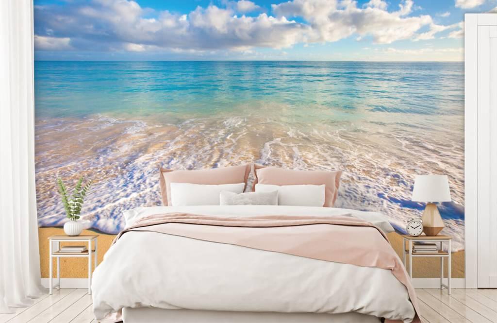 Seas and Oceans - Waving water - Bedroom 1