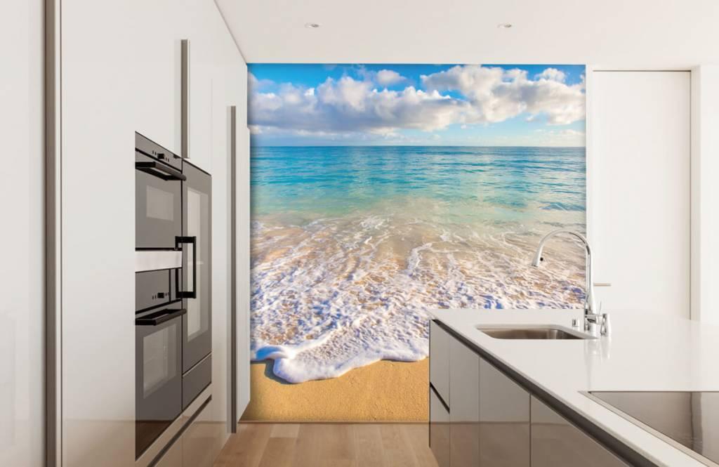 Seas and Oceans - Waving water - Bedroom 3