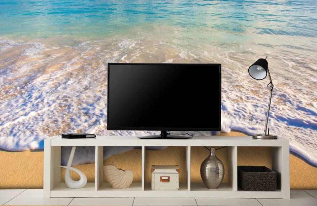 Seas and Oceans - Waving water - Bedroom 4