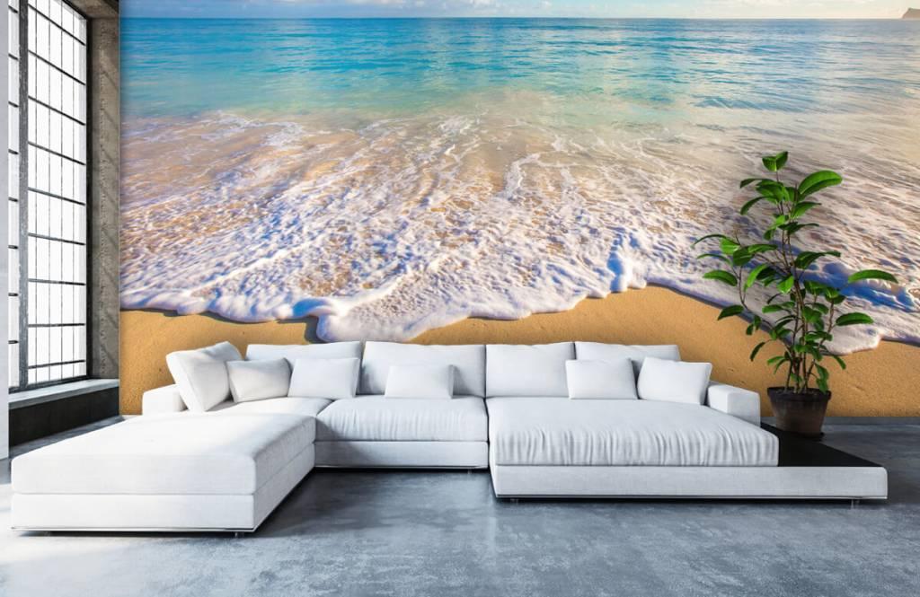 Seas and Oceans - Waving water - Bedroom 5
