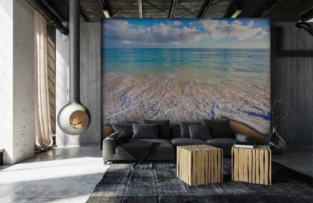Seas and Oceans - Waving water - Bedroom 6