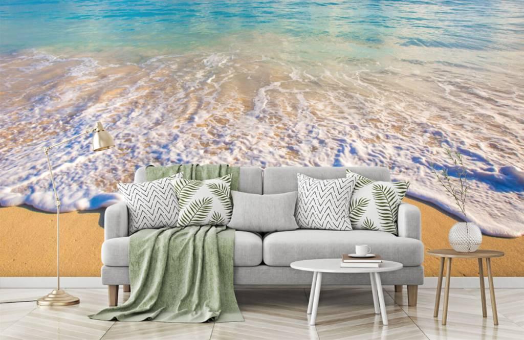Seas and Oceans - Waving water - Bedroom 7