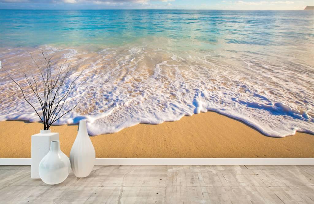 Seas and Oceans - Waving water - Bedroom 8