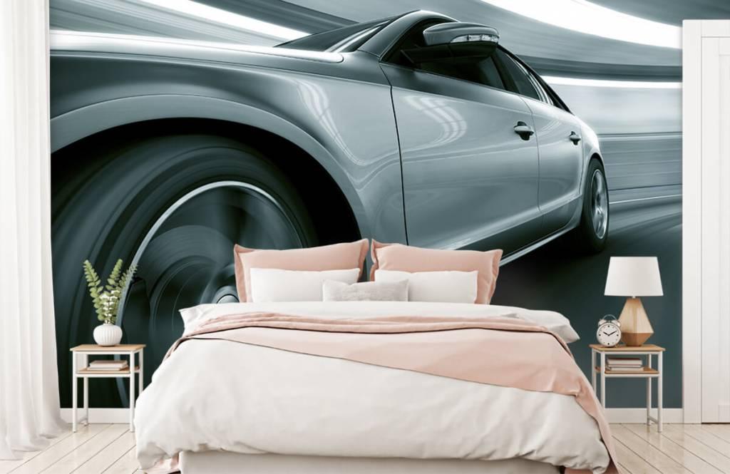Transportation - Grey car - Showroom 2