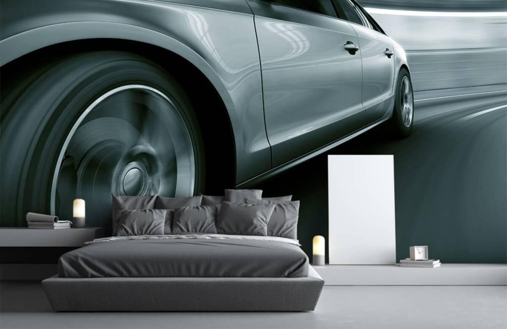 Transportation - Grey car - Showroom 3