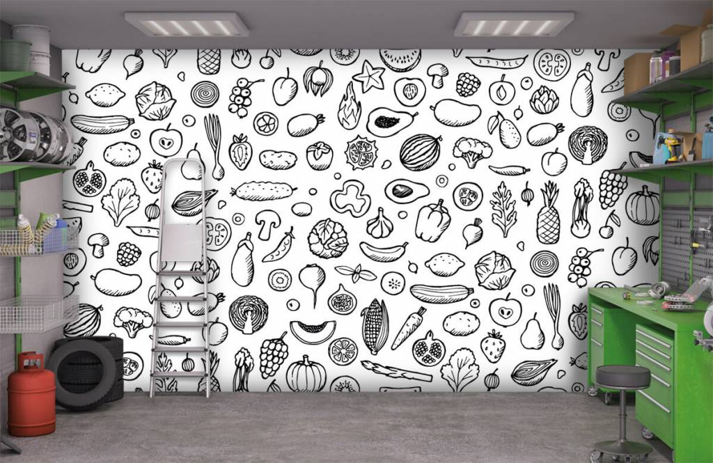 Other - Fruit and vegetables - Kitchen 9