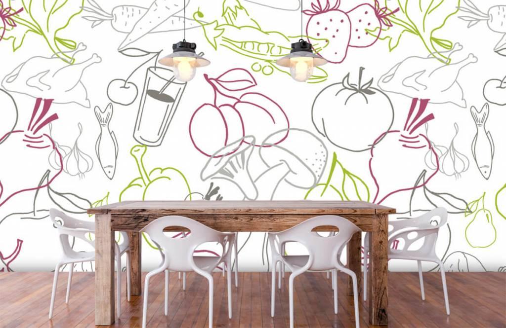 Other - Groente en fruit iconen - Keuken 6