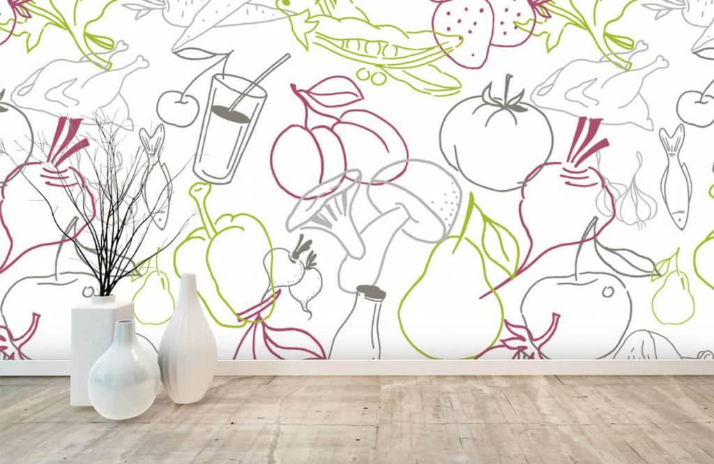 Other - Groente en fruit iconen - Keuken 7