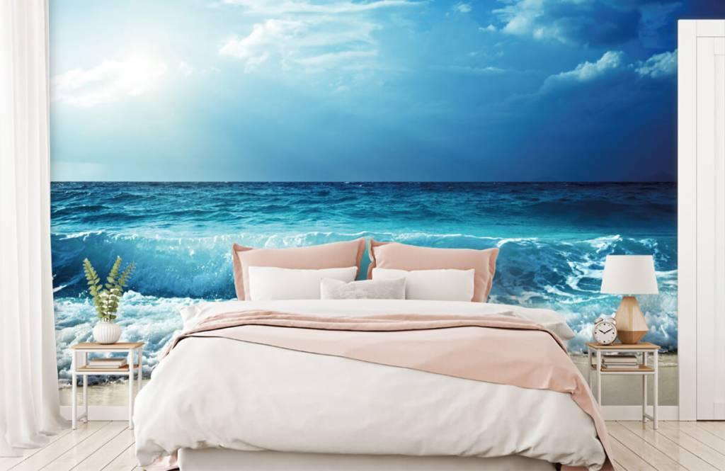 Seas and Oceans - Large waves - Bedroom 1