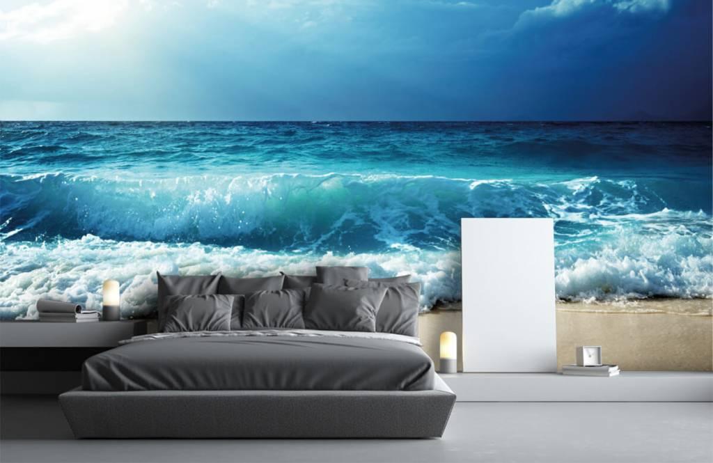 Seas and Oceans - Large waves - Bedroom 2