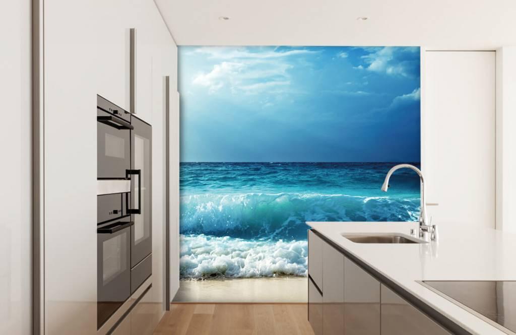 Seas and Oceans - Large waves - Bedroom 3