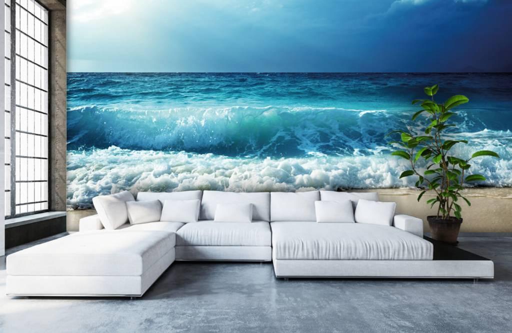 Seas and Oceans - Large waves - Bedroom 5
