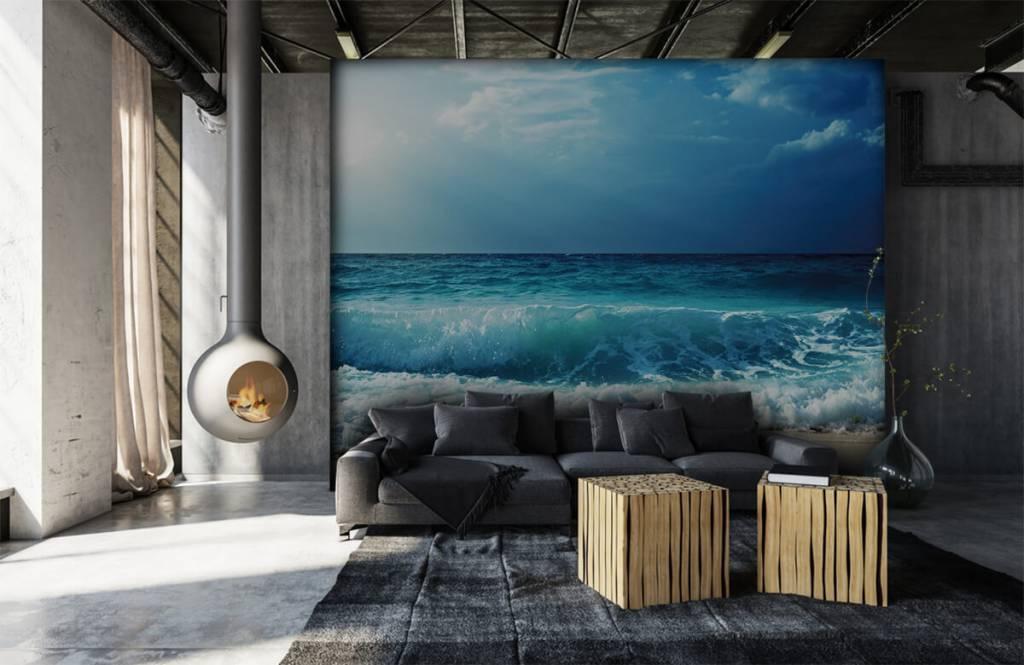 Seas and Oceans - Large waves - Bedroom 6