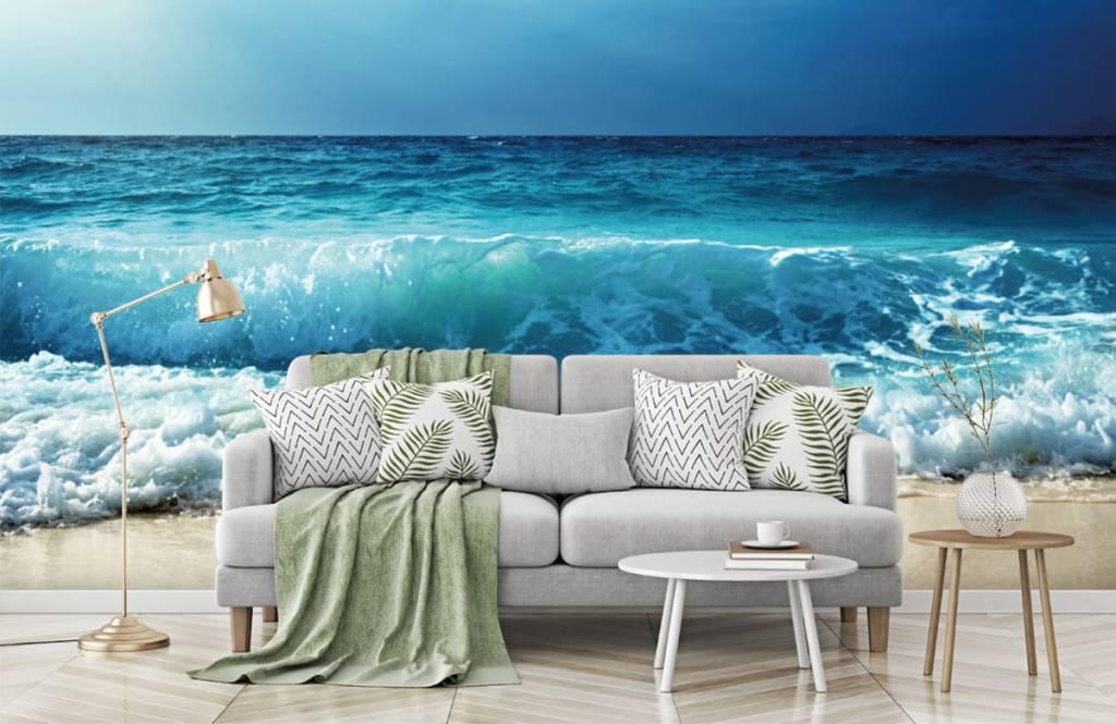Seas and Oceans - Large waves - Bedroom 7