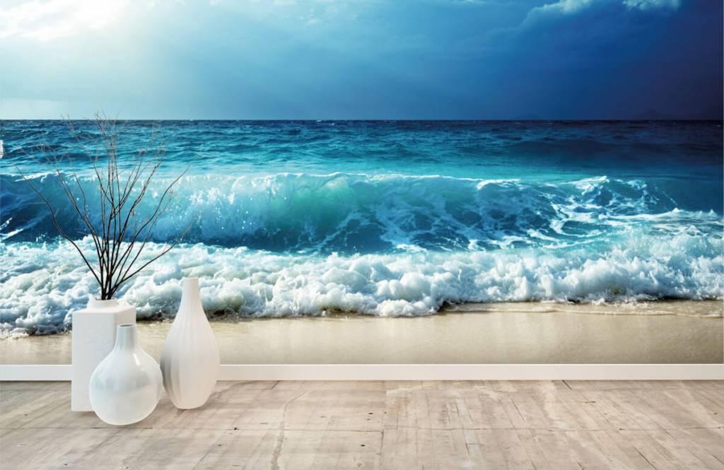 Seas and Oceans - Large waves - Bedroom 8