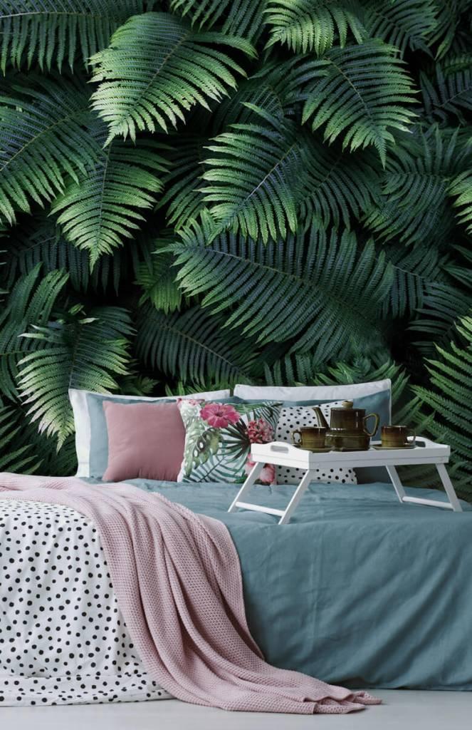 Leaves - Large palm leaves - Living room 4