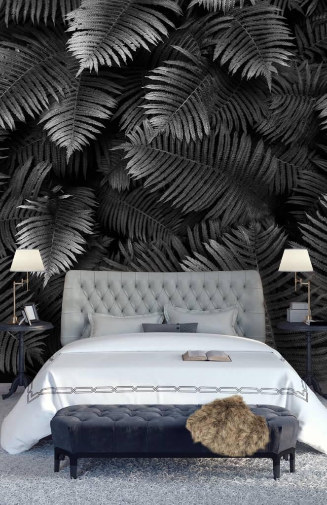 Leaves - Large palm leaves - Living room 5