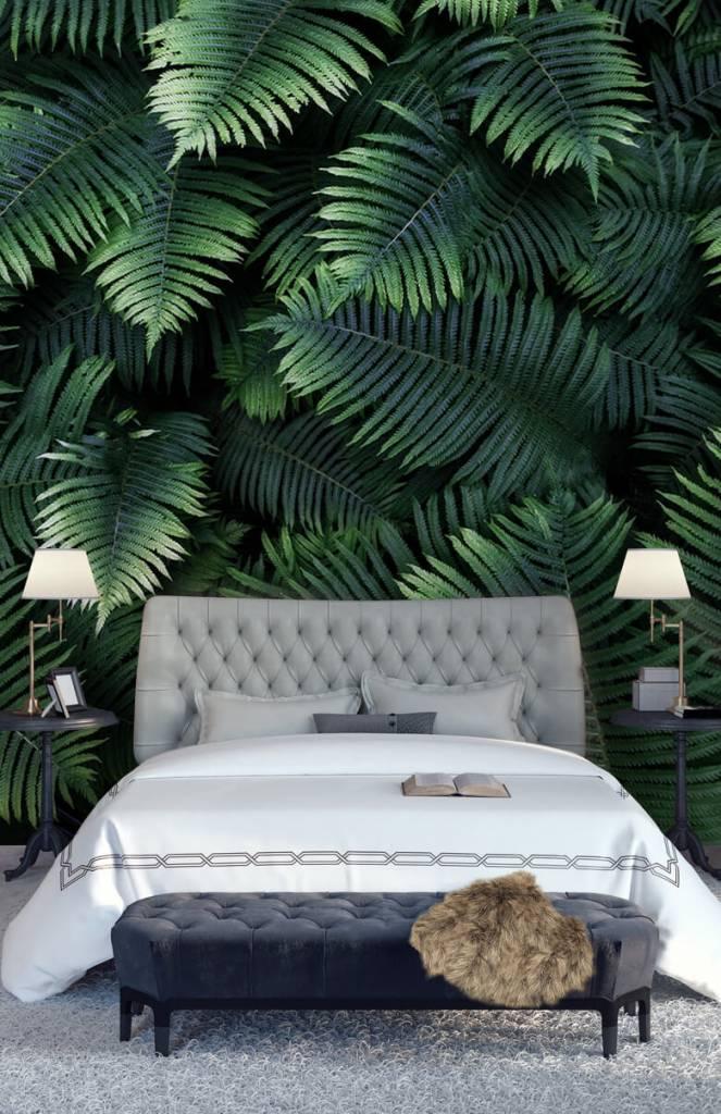 Leaves - Large palm leaves - Living room 7