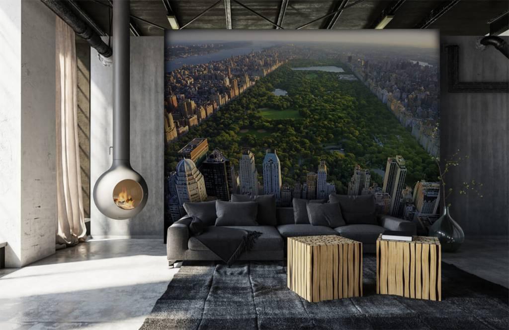Cities wallpaper - Central Park - Bedroom 1
