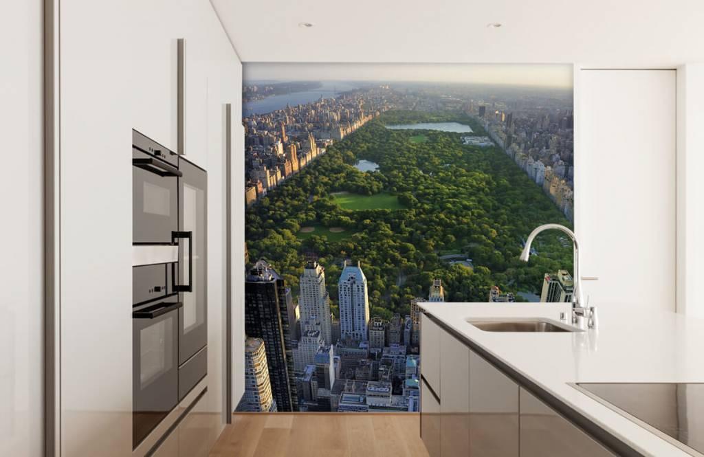 Cities wallpaper - Central Park - Bedroom 2