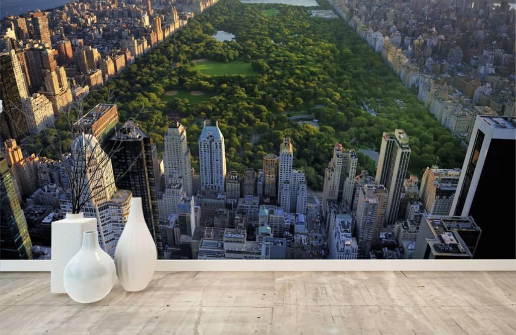 Cities wallpaper - Central Park - Bedroom 3