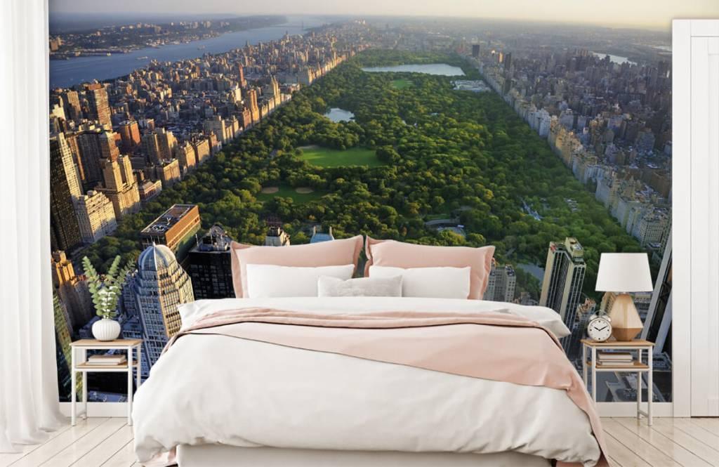 Cities wallpaper - Central Park - Bedroom 4