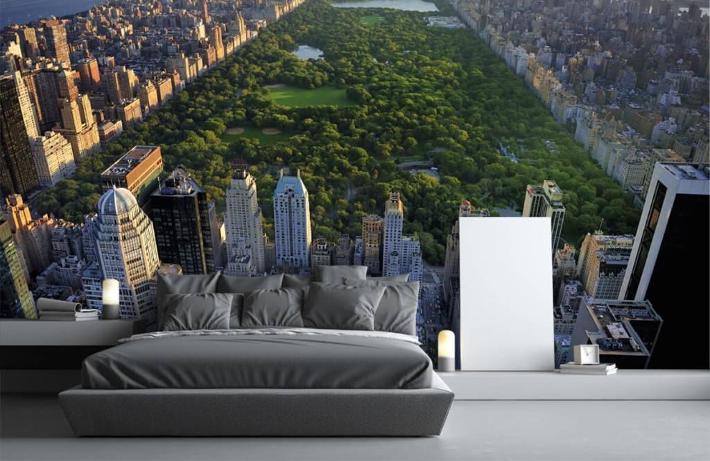 Cities wallpaper - Central Park - Bedroom 5