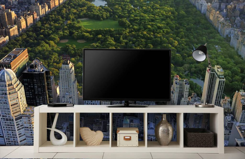 Cities wallpaper - Central Park - Bedroom 6