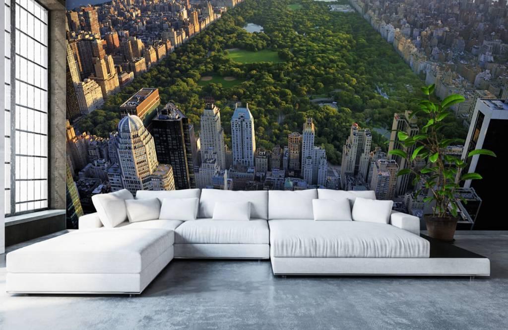 Cities wallpaper - Central Park - Bedroom 7