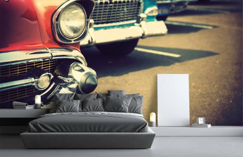 Transportation - Classic cars - Teenage room 1
