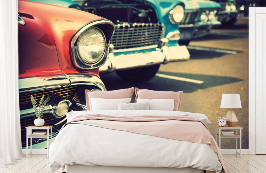 Transportation - Classic cars - Teenage room 2