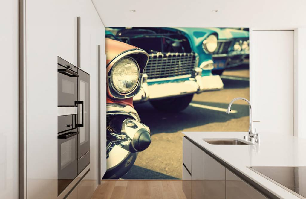 Transportation - Classic cars - Teenage room 3