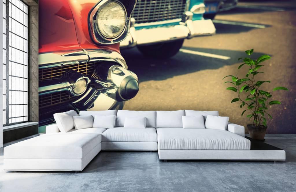 Transportation - Classic cars - Teenage room 5