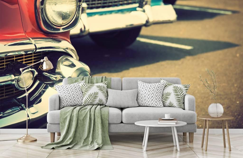 Transportation - Classic cars - Teenage room 7