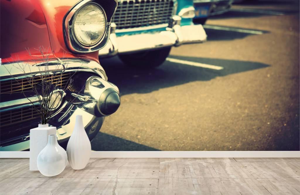 Transportation - Classic cars - Teenage room 8