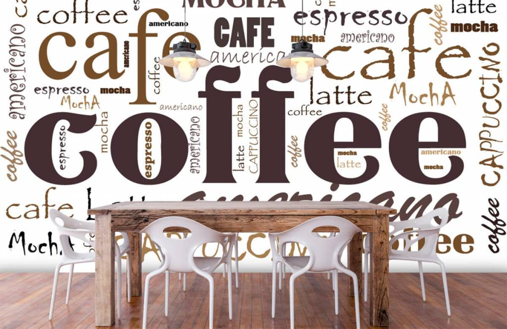 Other - Coffee letters - Kitchen 1